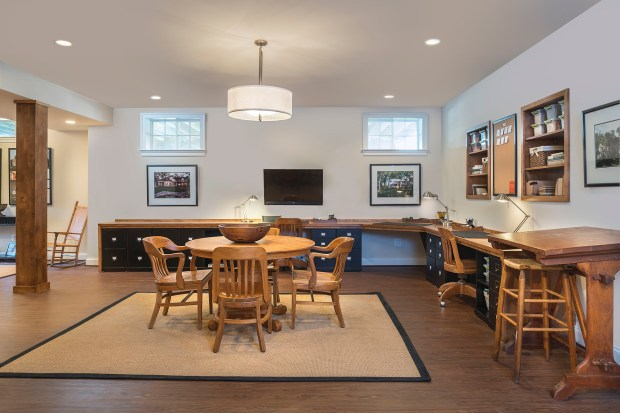 Time To Upgrade Your Downstairs Here's What To Know Before You Enchanting Average Cost Basement Remodel Set Property