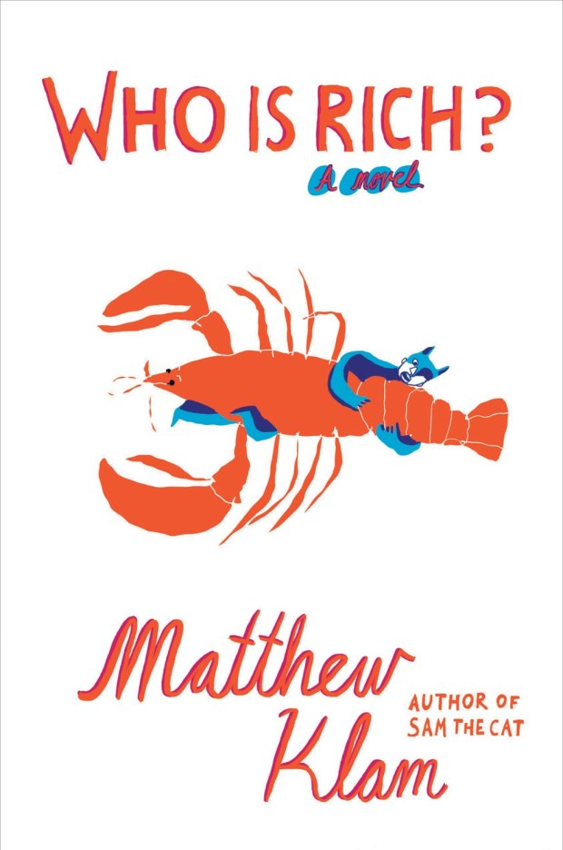 """""""Who is Rich?"""" by Matthew Klam"""