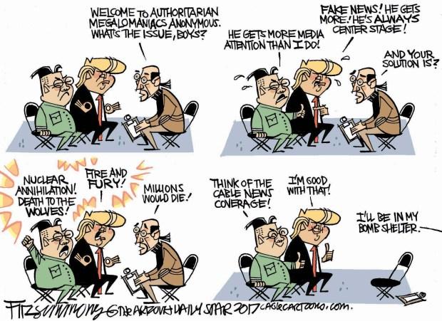 2017-08-14-north-korea-trump-nukes-cartoon-fitzsimmons