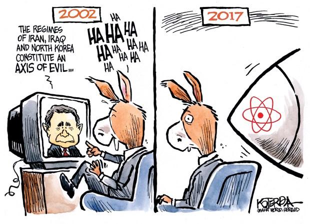 2017-08-14-north-korea-trump-nukes-cartoon-koterba