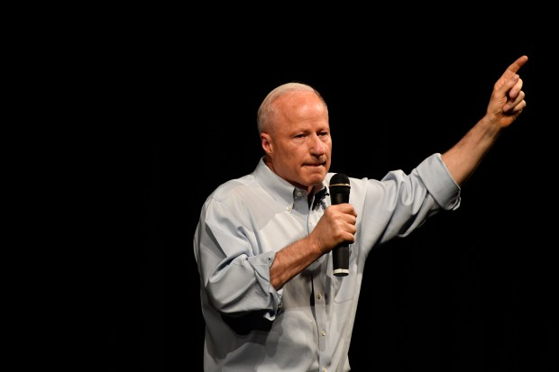 U.S. Rep. Mike Coffman answers questions ...