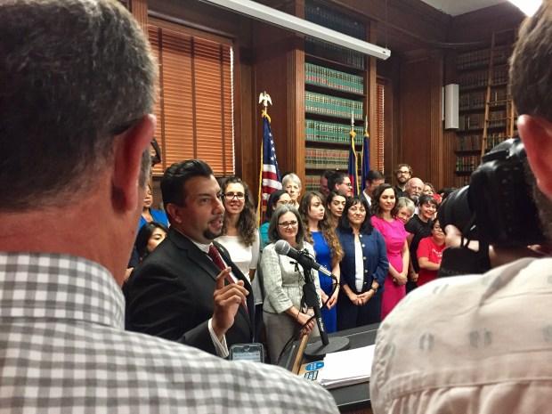 Denver City Councilman Paul López