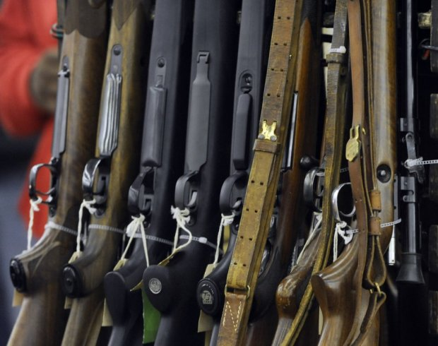 Colorado Springs Gun & Knife Show is being held at the Colorado Springs Event Center, 3960 Palmer Park Blvd this weekend.