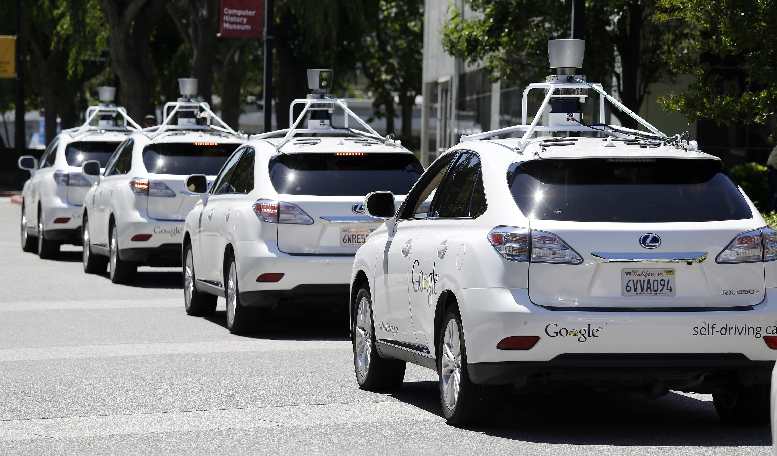 House passes bill to speed deployment of self driving cars – The