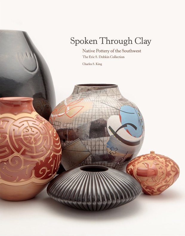 Spoken Through Clay, by Charles S. King
