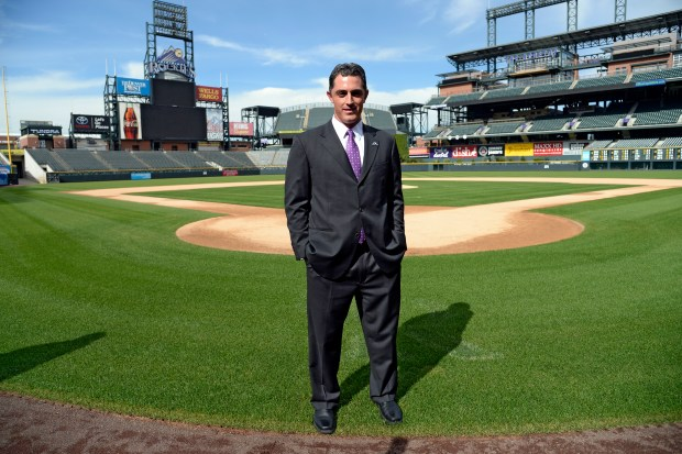 Colorado Rockies Jeff Bridich the Rockies ...