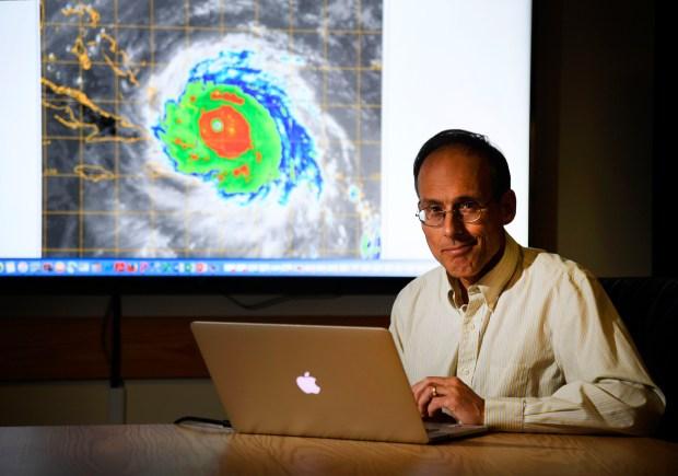 Christopher Davis, Director Mesoscale and Microscale ...