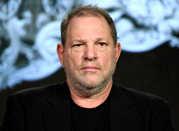 Harvey Weinstein was fired this week ...