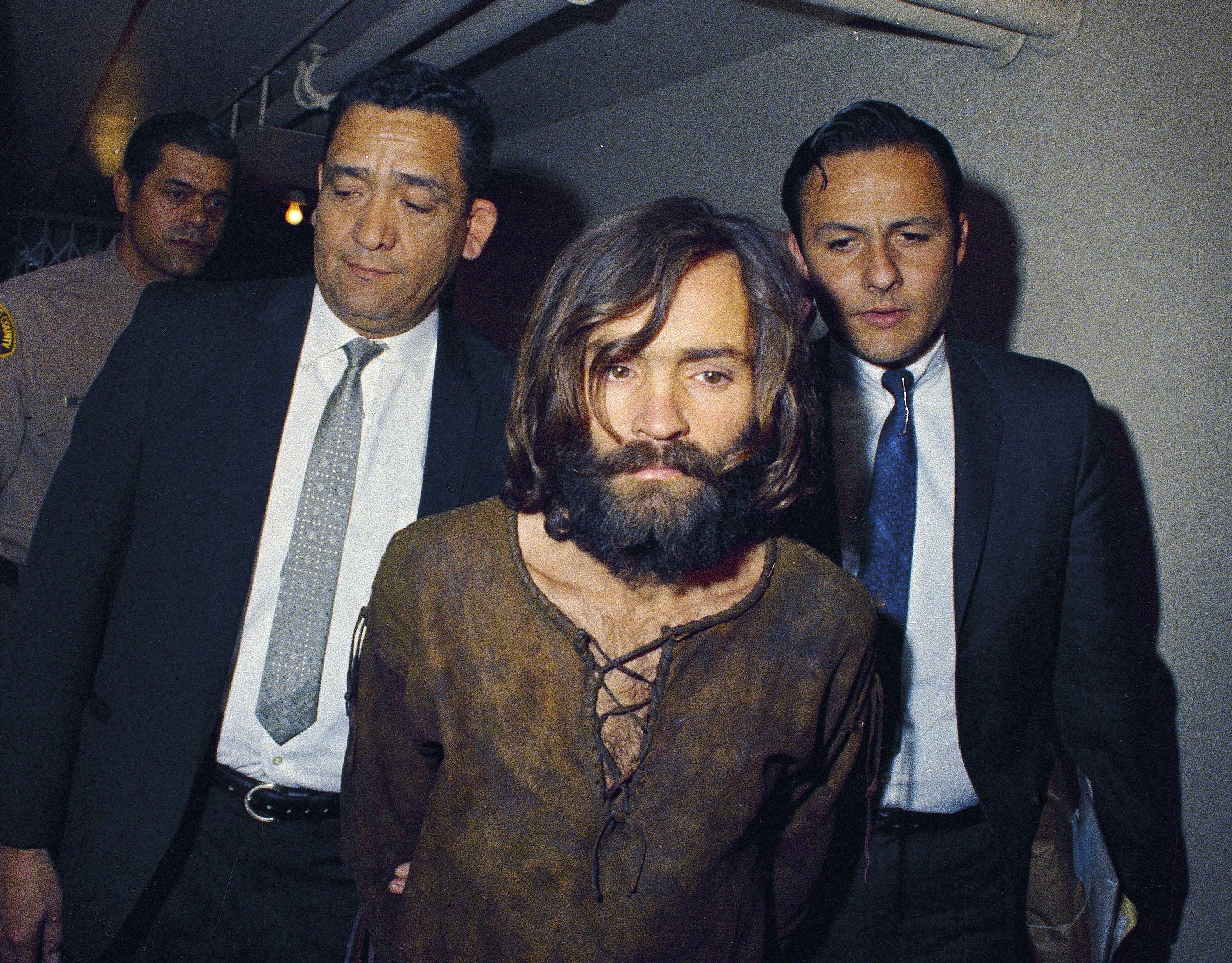 GoFundMe Shuts Down Fundraiser For Charles Manson's Funeral