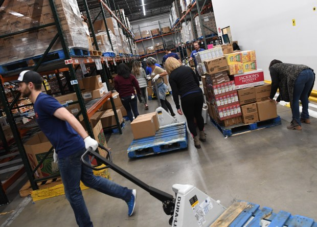 Food Bank Denver Volunteer