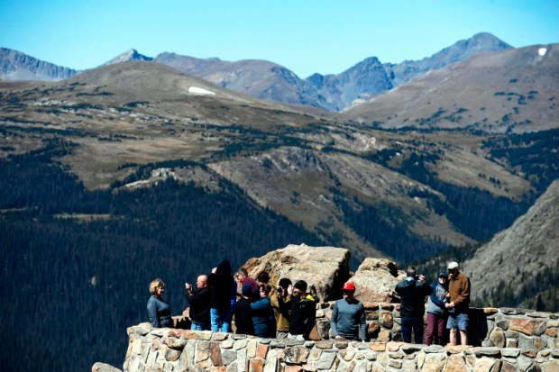 Rocky Mountain National Park is one of 17 national parks being targeted by the Trump administration for higher entrance fees.