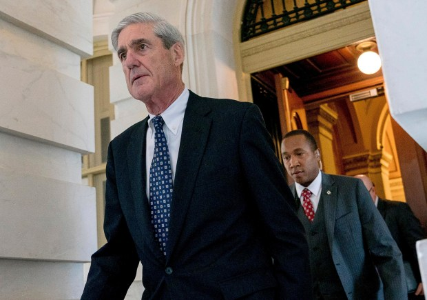 Former FBI Director Robert Mueller, the ...