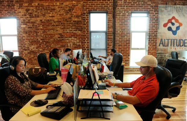 Employees in ad operations work across ...