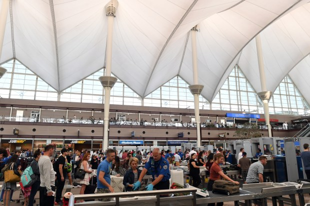 how to get from denver international airport to downtown denver