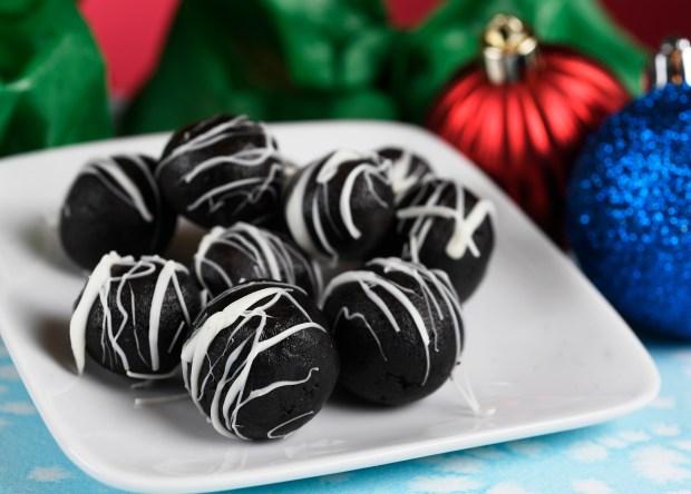 Oreo truffles: bite-sized creations are made ...