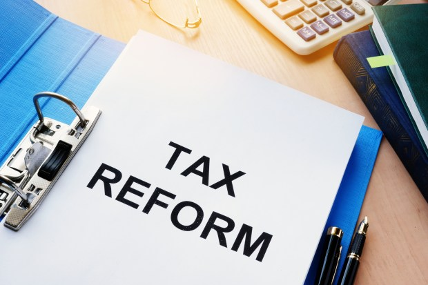 tax reform column