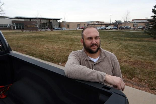 Matt Montgomery, a former SRO at ...