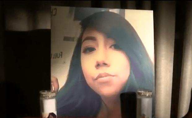 Haley Vargaz was shot to death in Sept. 2016.