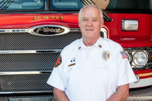 Boulder Rural Fire Chief Bruce Mygatt, who retired this week, in 2016 was named the Colorado Division of Fire Prevention and Control's George Mazzotti Fire Chief of the Year.