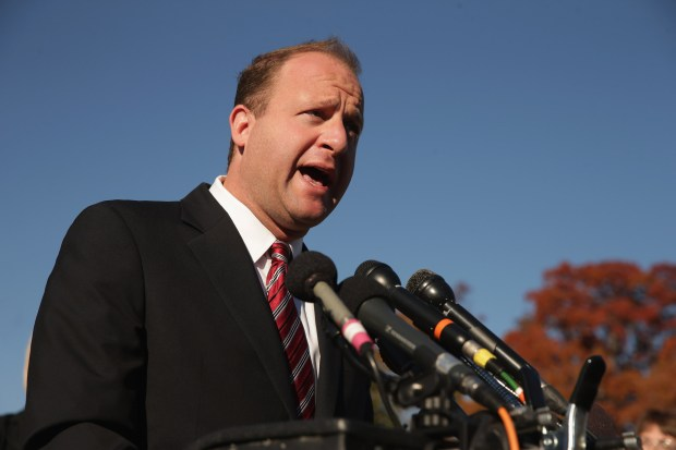 Rep. Jared Polis, D-Colo., is one of the sponsors of a spending bill amendment that would ensure protections for states that have legalized marijuana.