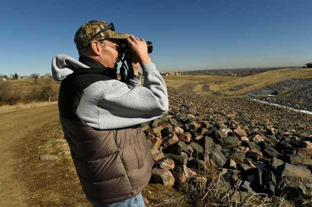 Scott Rashid, director of Colorado Avian ...
