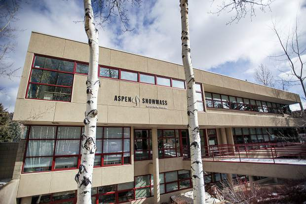 Aspen Skiing Co.'s administrative headquarters is at the Airport Business Center. Full-time, year-round employees will take a mandatory, paid vacation in April and into May.