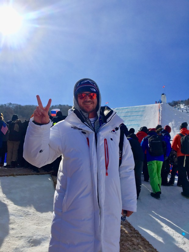 Carbondale freeskiing pioneer Peter Olenick is coaching Korea's fledgling freeskiing team at the PyeongChang Olympics. Photo by Jason Blevins / The Denver Post