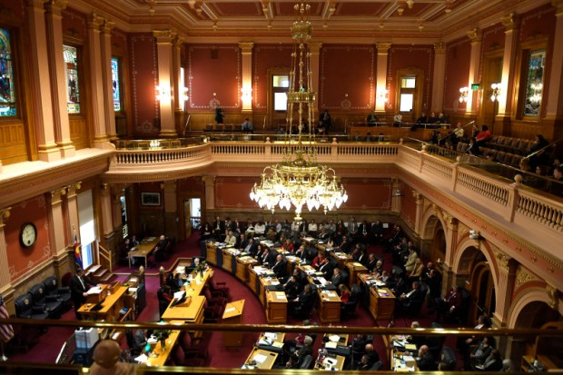 The Colorado legislature opens its 2018 session on Jan. 10 at the state Capitol. Legislators are considering a bill that would change the state's funding formula for schools only if voters also approve a significant tax increase to fund the new formula.