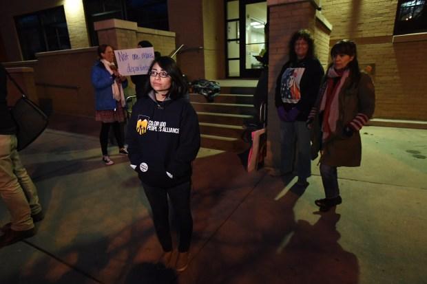 Ana Rodriguez, community organizer for Colorado ...