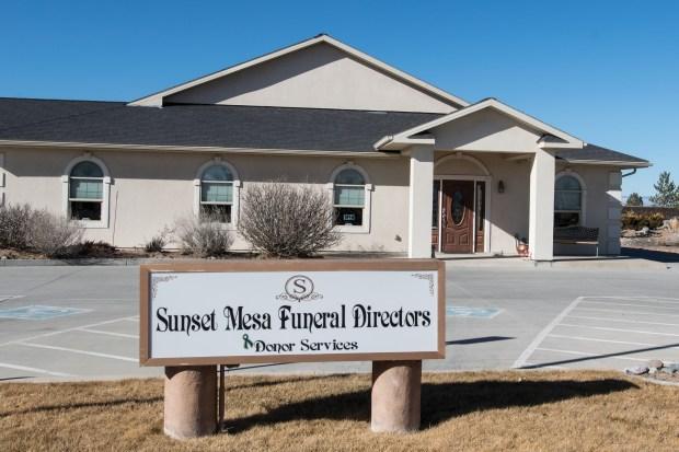 Sunset Mesa Funeral Directors in Montrose, ...