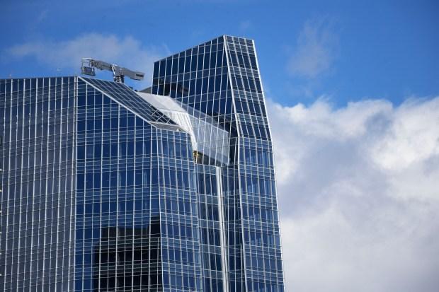 Denver's newest high-rise, 1144 Fifteenth, a ...