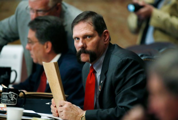 Colorado State Sen. Randy Baumgardner, R-Hot ...