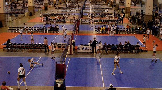 Colorado Crossroads volleyball tournament halted as coronavirus spreads