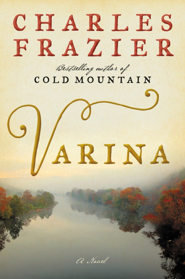 """Book review: Charles Frazier's """"Varina"""" reveals the"""
