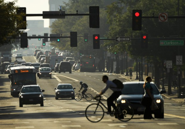 The Colfax Ave Business Improvement District has received a $10,000 grant from Keep America Beautiful to help stop cigarette butts from piling up along the iconic corridor.