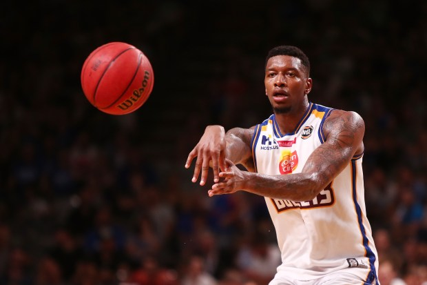 Torrey Craig of the Brisbane Bullets ...