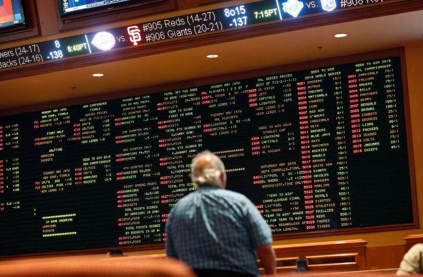 betting deposit