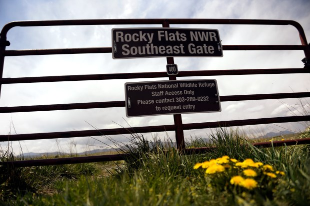 Rocky Flats National Wildlife Refuge Southeast ...