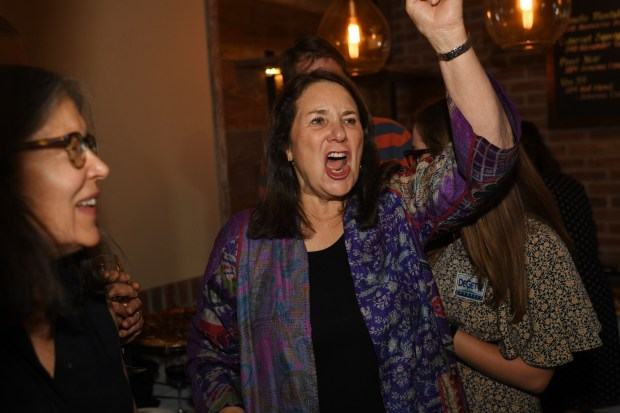 U.S. Rep. Diana DeGette celebrates leading ...