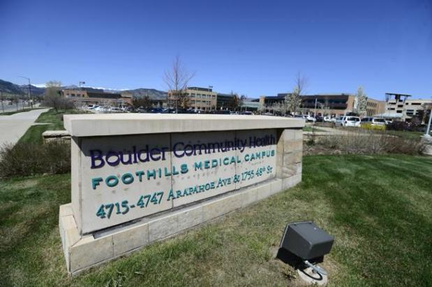 Benjamin Fueston, 29, of Denver, died Saturday morning at Boulder Community Health, six days after attempting to hang himself at the Boulder County Jail.