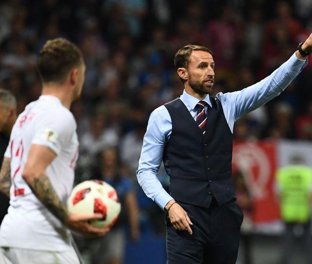 Franck Fife Afp Getty Images Englands Coach Gareth Southgate
