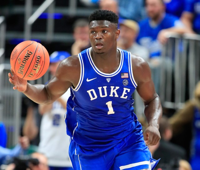 Analysis College Basketball Wakes Up To The Duke Takeover The
