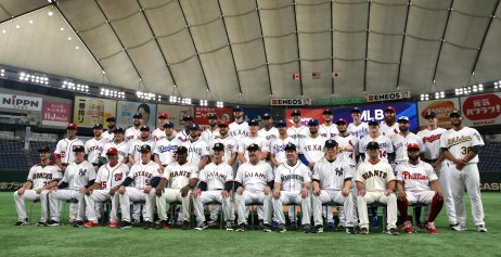 Japan All-Star Series preview: Story lines to know, full MLB ...