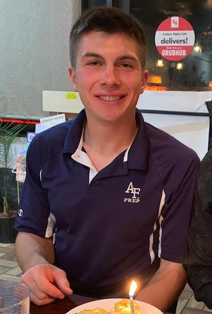 Search for missing Air Force Academy cadet candidate on Longs Peak suspended