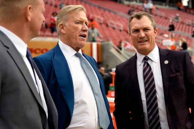 John Elway General Manager of the ...