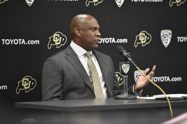 University of Colorado football Head Coach ...