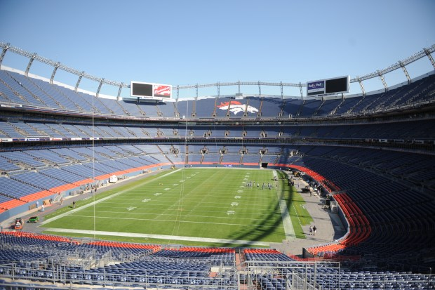 INVESCO23--After last night Broncos game Invesco ...