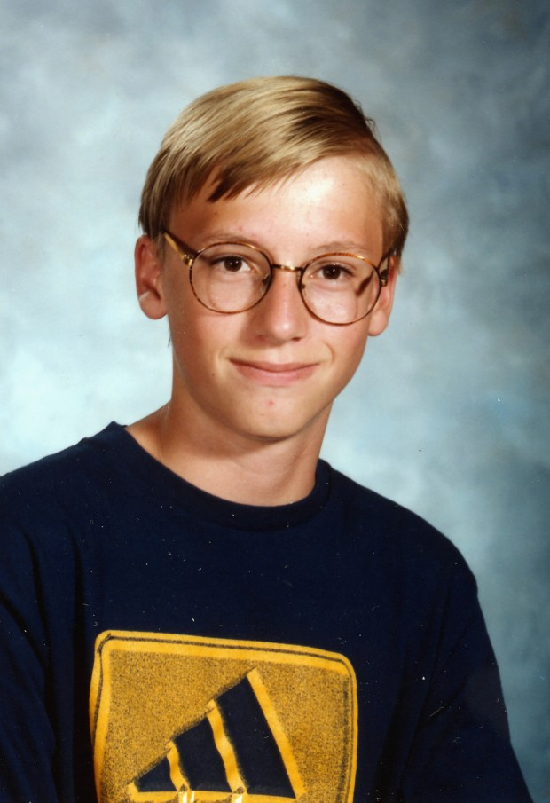 Daniel Mauser died on April 20, 1999, in the Columbine High School shooting.