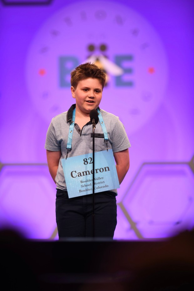 Two Colorado students headed to Scripps National Spelling Bee finals