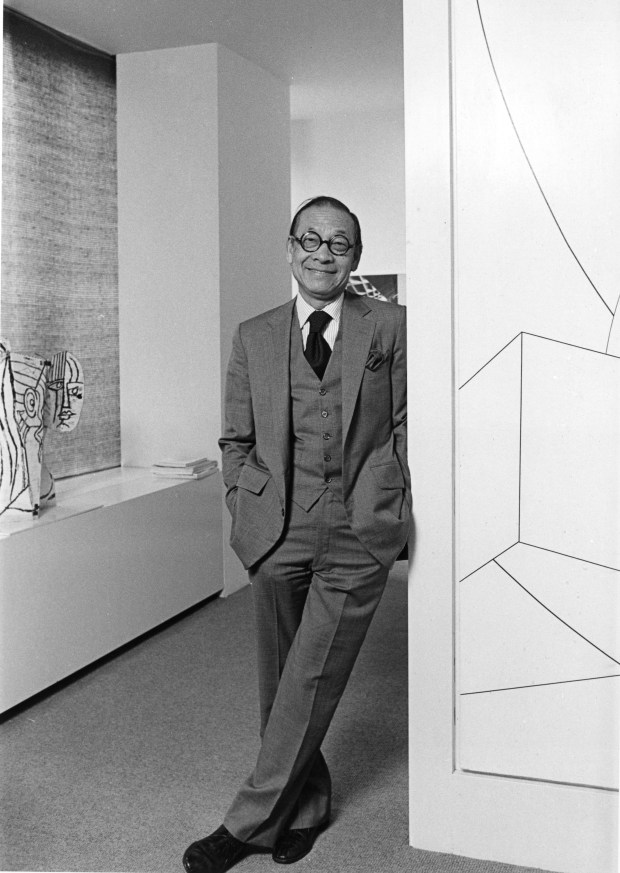 I.M. Pei, architect of Denver's 16th Street Mall and Louvre's Pyramid, dies at 102